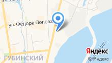 Справочно-информационная служба на карте