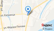 Great на карте