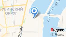 Fish & beer на карте