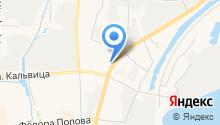 Belux на карте
