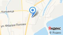 ЯХК на карте