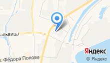 Автоэлектрика на Кальвице на карте