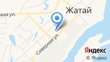 Жатайская средняя общеобразовательная школа №1 на карте