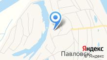 Павловская средняя общеобразовательная школа на карте