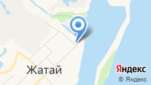 Жатайский завод металлоконструкций на карте
