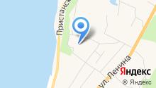 Нижне-Бестяхская средняя общеобразовательная школа №1 на карте