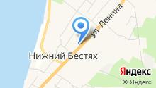 Склад-магазин крепежных изделий на карте