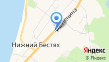 Заречный межрайонный следственный отдел на карте