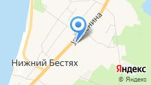 МегаПринт на карте