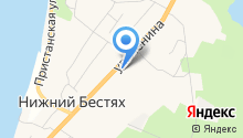 Дисплей на карте