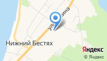 Транспортный техникум на карте