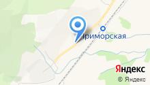 Продуктовый на карте