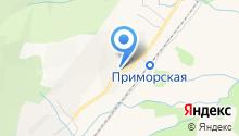 Средняя общеобразовательная школа на карте