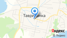 Тавричанский центр культуры и досуга, МУ на карте
