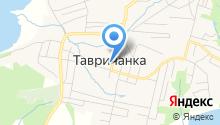 Администрация Тавричанского сельского поселения на карте