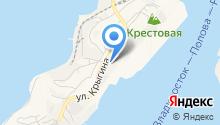 Ярмарка на Крыгина на карте