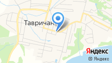АЗС НК Альянс на карте