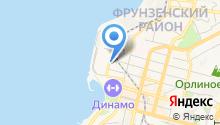 DV-Сard на карте
