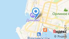 Aleut на карте