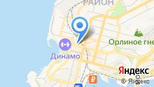 ПромАвтоРесурс ДВ на карте