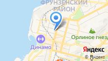 Департамент гражданской защиты на карте