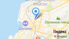 Cеть платежных терминалов на карте