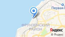 Evadv на карте