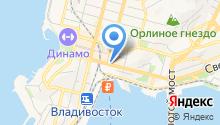 Corner на карте