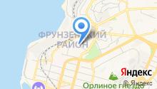 BeFit Владивосток на карте