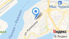 AVANT на карте