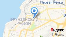 Home office на карте