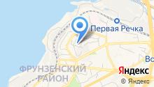 ДВ НИС на карте