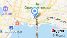 Приморское краевое бюро судебно-медицинской экспертизы, ГБУЗ на карте