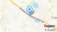 Авто Street на карте