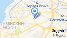 CNI-Владивосток на карте