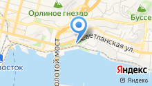 Hyundai Merchant Marine Vladivostok на карте