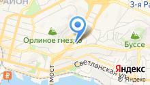 2K-line на карте