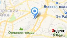Epfora на карте
