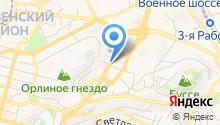 Interios на карте
