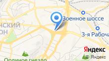Communicator.ru на карте