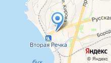 Bonito на карте