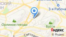 Const на карте