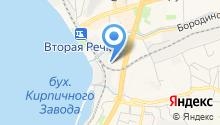 СХ Белореченское, ПАО на карте
