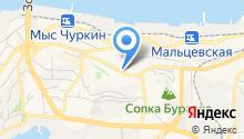 AutoStrike на карте