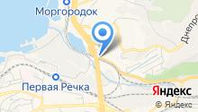 Auto Zone на карте