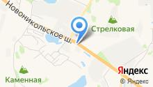 Auto Track на карте