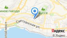 Управление по делам ГО и ЧС Ленинского района на карте