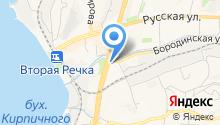 Egevika на карте