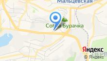B & M на карте