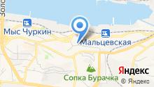 Gressa на карте
